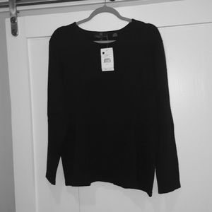 Carole Little Black Knitwear